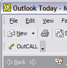 OutCALL in Outlook